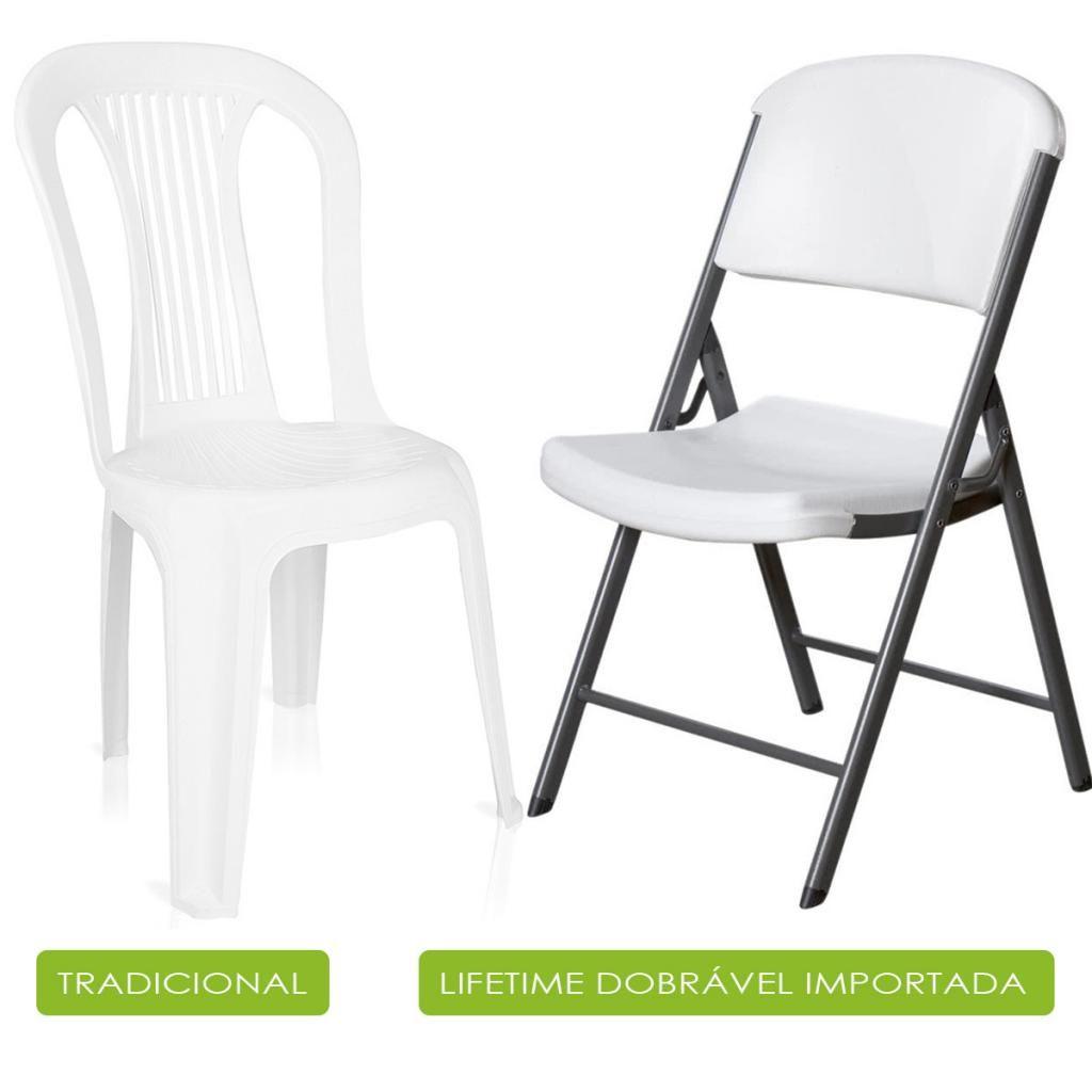 Cadeiras de Plástico 3